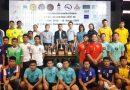 แถลงข่าว จัดแข่งขันฟุตบอลประเพณีชาวโรงแรม เพชรบุรี-ประจวบฯ