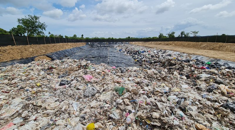 ชาวบ้านให้ทม.ประจวบฯทิ้งขยะชั่วคราวได้ถึง7สค. นี้