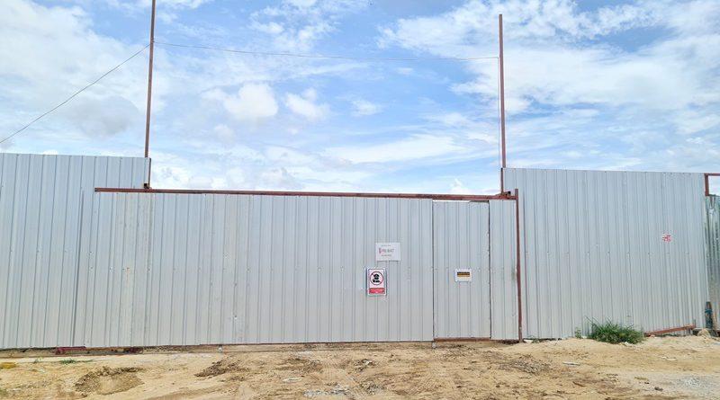 แคมป์ก่อสร้างซอยแม่เก็บ5แรงงานติดโควิดพุ่ง 181 คน ผวจ.ประจวบฯสั่งปิด 14 วัน